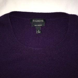 Talbots Cashmere Sweater Sz Small